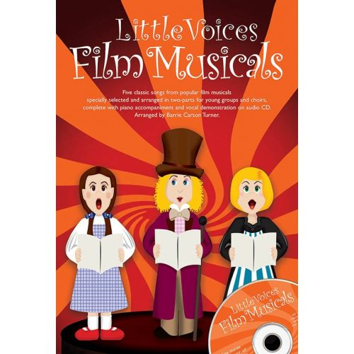 NOVELLO LITTLE VOICES - FILM MUSICALS - 2-PART CHOIR