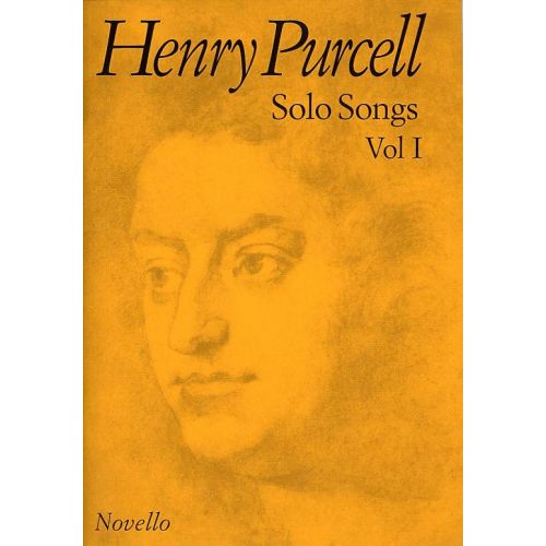 NOVELLO STIMMMUSIK - PURCELL SOLO SONGS, VOL 1