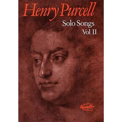 NOVELLO MUSICA VOCAL - PURCELL SOLO SONGS, VOL 2