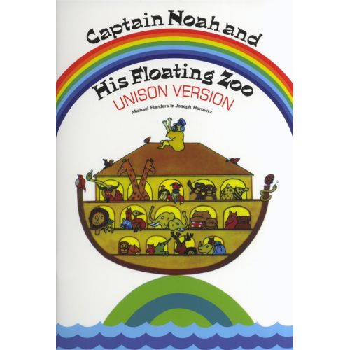 NOVELLO CAPTAIN NOAH AND HIS FLOATING ZOO - CHORAL