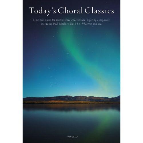 NOVELLO TODAY'S CHORAL CLASSICS - SATB