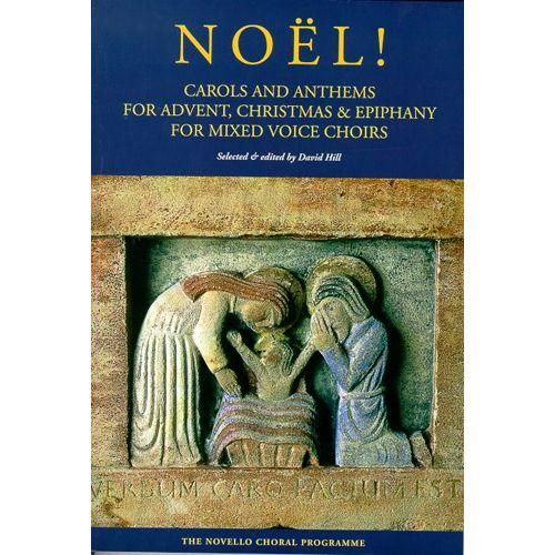 NOVELLO DAVID HILL - NOEL - SATB