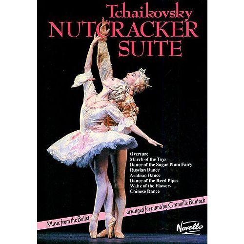 NOVELLO TCHAIKOVSKY - NUTCRACKER SUITE - PIANO SOLO