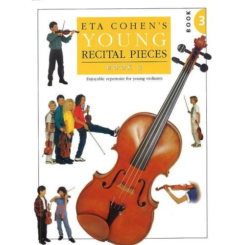 NOVELLO COHEN E. - YOUNG RECITAL PIECES VIOLIN BK.3