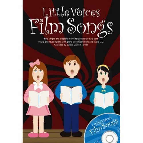NOVELLO LITTLE VOICES FILM SONGS - CHORAL