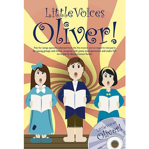NOVELLO LITTLE VOICES OLIVER - 2-PART CHOIR