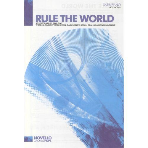 NOVELLO RULE THE WORLD - SATB