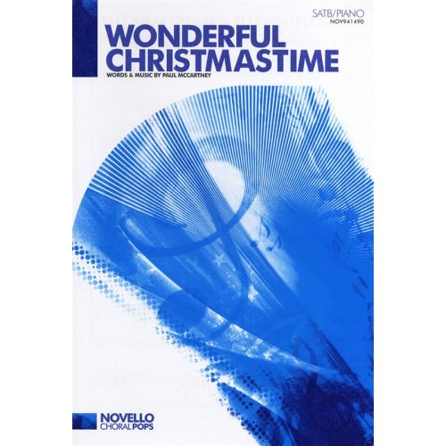 NOVELLO WONDERFUL CHRISTMASTIME - CHORAL