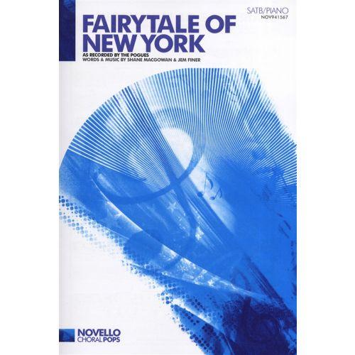 NOVELLO FAIRYTALE OF NEW YORK - CHORAL