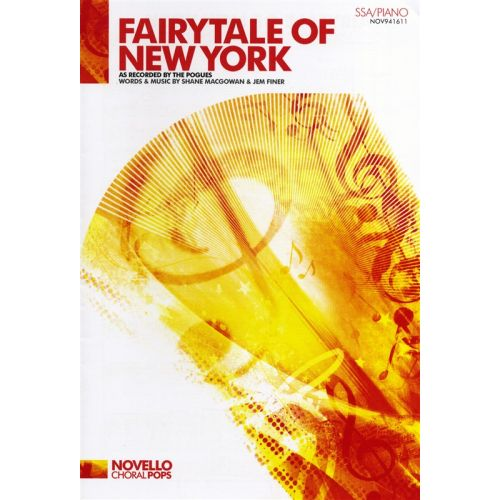 NOVELLO FAIRYTALE OF NEW YORK - SSA