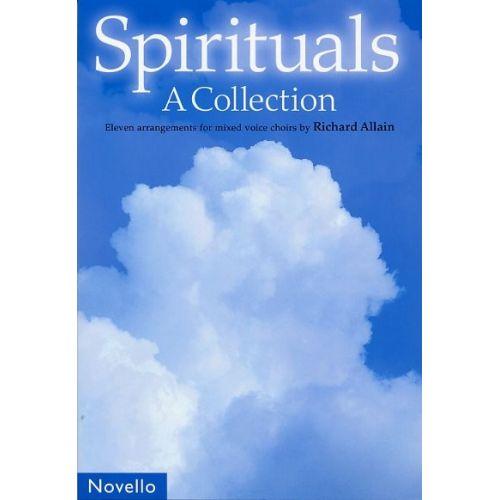 NOVELLO ALLAIN RICHARD - SPIRITUALS - A COLLECTION - CHORAL
