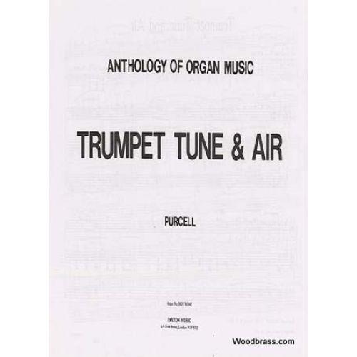 PAXTON MUSIC PURCELL H. - TRUMPET TUNE & AIR - ORGUE