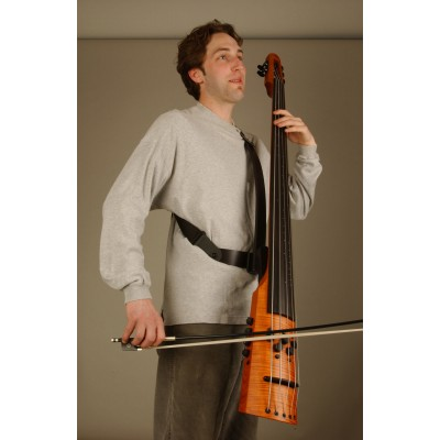 Double Bass Stands -  wheels