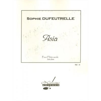 NOTISSIMO EDITEUR DUFEUTRELLE S. - ASIA - FLUTE SEULE