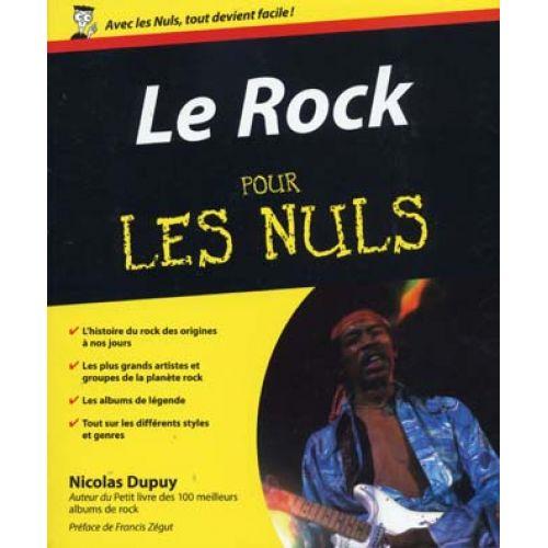 FIRST INTERACTIVE POUR LES NULS - LE ROCK