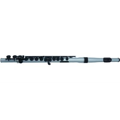 Flautas traveseras de plástico