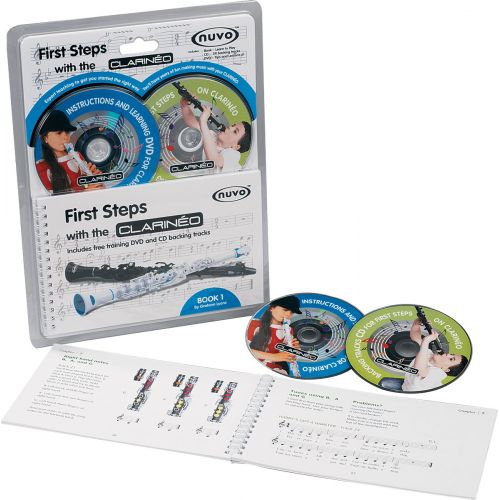 NUVO CLARINEO THEORIE CD DVD