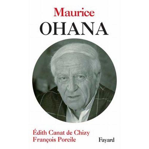 FAYARD FRANCOIS PORCILE - MAURICE OHANA