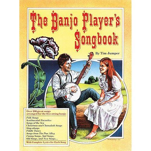 MUSIC SALES THE BANJO PLAYER'S SONGBOOK - BANJO