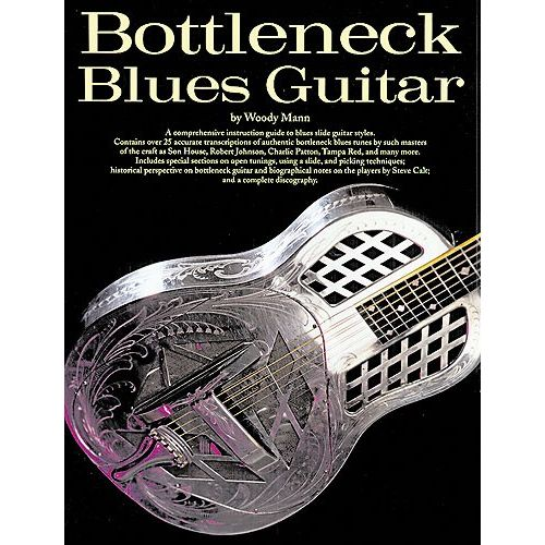 MUSIC SALES BOTTLENECK BLUES GUITAR - GUITAR TAB