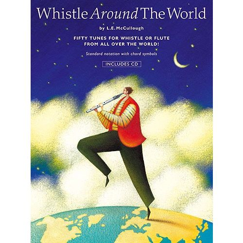 MUSIC SALES WHISTLE AROUND THE WORLD - PENNYWHISTLE