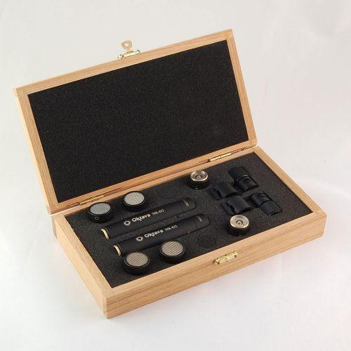 OKTAVA MICROPHONES MK-012 BLACK STEREO-PAIR MSP 4
