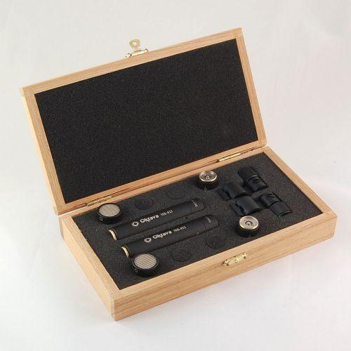 OKTAVA MICROPHONES MK-012-01 STEREO-PAIR BLACK MSP 2