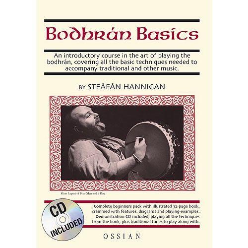 MUSIC SALES HANNIGAN STEAFAN - BODHRAN BASICS - DRUMS