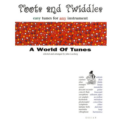 OSSIAN PUBLICATIONS A WORLD OF TUNES - ALL INSTRUMENTS