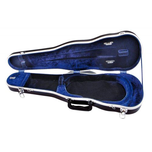 GEWA 1/2 O.M. MONNICH CLASSIC LINE VIOLIN FORM SHAPED CASE MODEL CVF 01