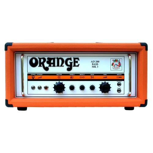 ORANGE AD200BMK3 ALL TUBE HEAAD
