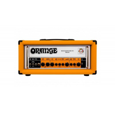 ORANGE ROCKERVERB 50W, TÊTE GUITARE RK50H MKIII