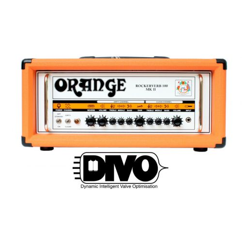 ORANGE ROCKERVERB DIVO 100 RK100H MKII