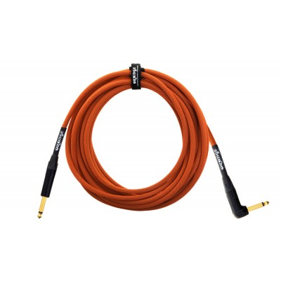 ORANGE CABLE GUITAR 6,60M ANGLE