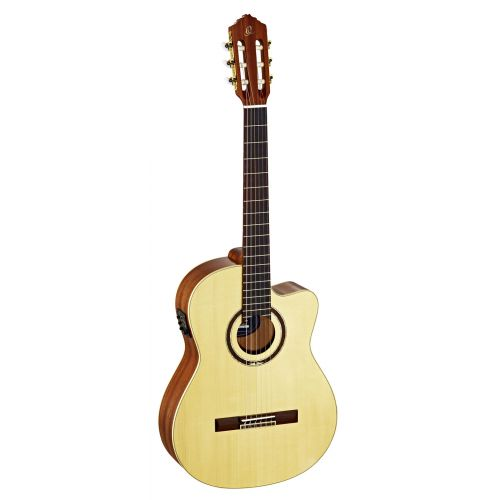 ORTEGA RCE138 SPRUCE SLIM NECK NATURAL
