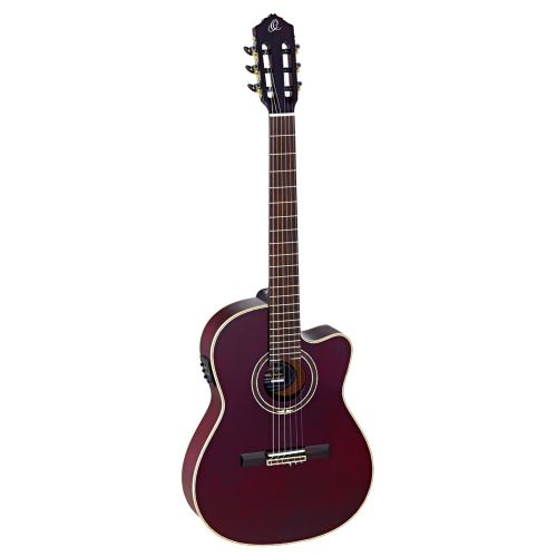 ORTEGA RCE139-T4 CEDAR THIN RED