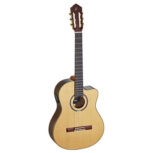 ORTEGA RCE159 CEDAR MEDIUM NECK NATURAL