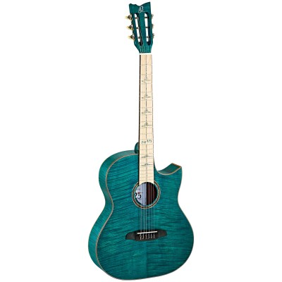 ORTEGA STAGE-25TH TURQUOISE GLOSS