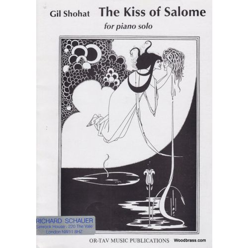SCHAUER SHOHAT GIL - THE KISS OF SALOME
