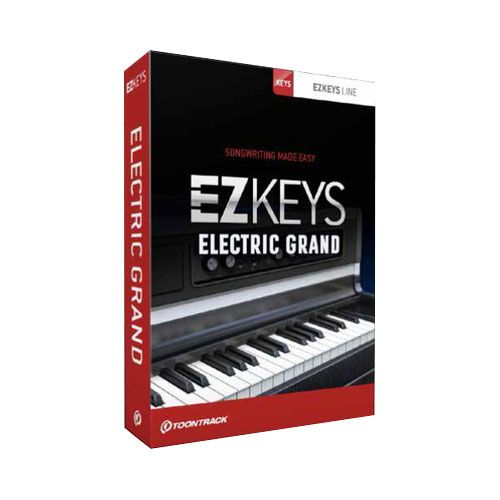 TOONTRACK ELECTRIC GRAND EZKEYS