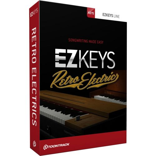 TOONTRACK RETRO ELECTRICS EZKEYS