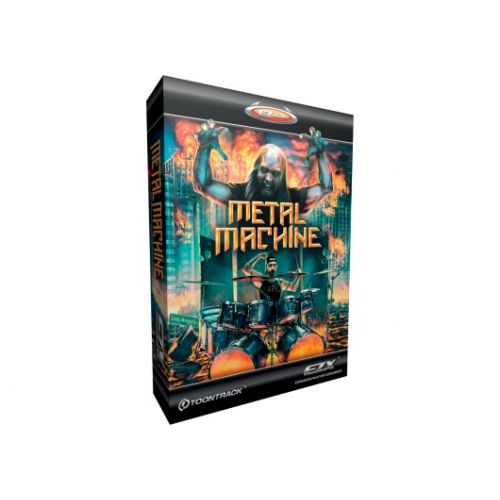 TOONTRACK METALMACHINE