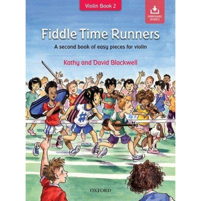 OXFORD UNIVERSITY PRESS BLACKWELL K. & D. - FIDDLE TIME RUNNERS REVISED EDITION