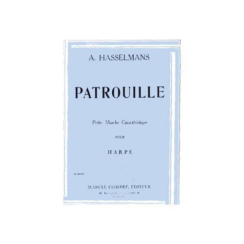 COMBRE HASSELMANS ALPHONSE - PATROUILLE - HARPE