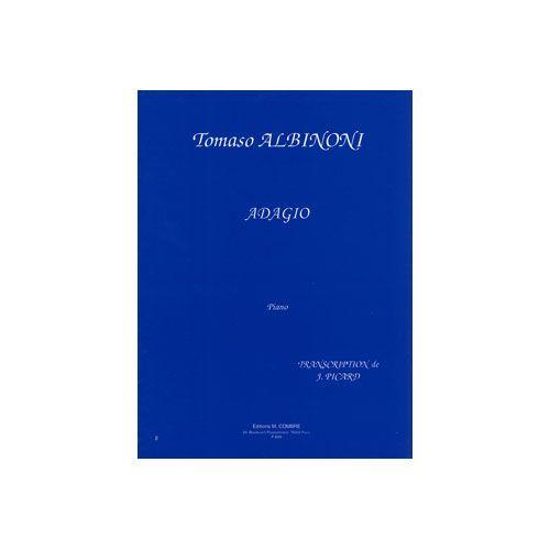 COMBRE ALBINONI TOMASO - ADAGIO - PIANO