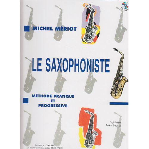 COMBRE MERIOT - LE SAXOPHONISTE + CD