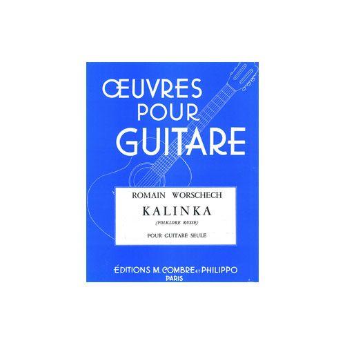 COMBRE KALINKA - GUITARE