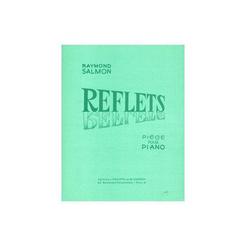 COMBRE SALMON RAYMOND - REFLETS - PIANO