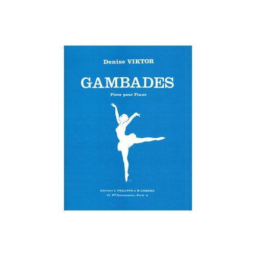 COMBRE VIKTOR DENISE - GAMBADES - PIANO