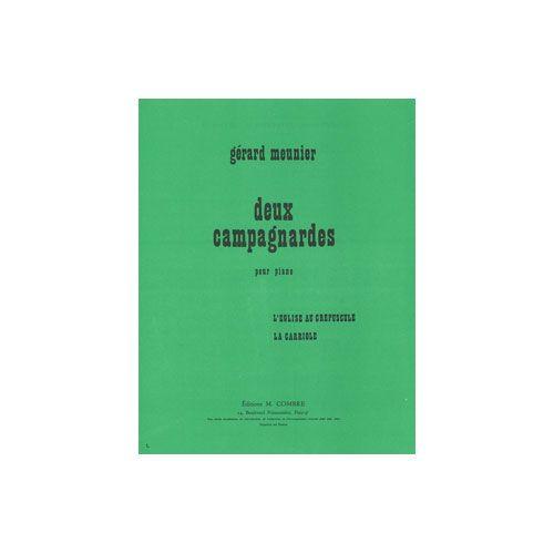 COMBRE MEUNIER GERARD - CAMPAGNARDES (2) - PIANO
